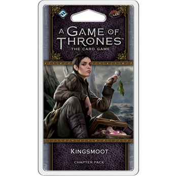 A Game of Thrones LCG Chapter Pack / Kingsmoot
