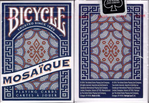 Bicycle Playing Cards / Mosaique