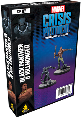 Marvel: Crisis Protocol – Black Panther and Kilmonger