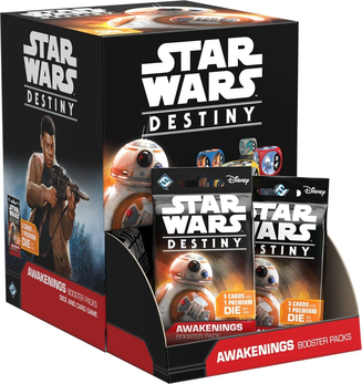 Star Wars Destiny Awakenings Booster Box