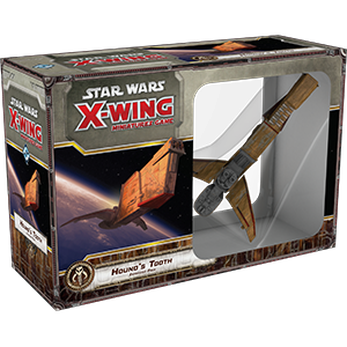 X-Wing X-Large Ship / Hounds Tooth