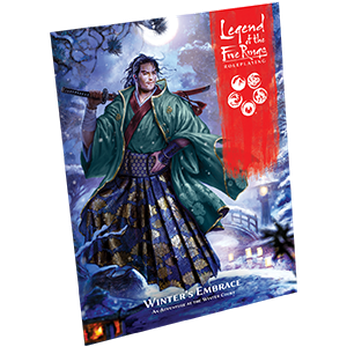 Legend of the Five Rings RPG Winter's Embrace