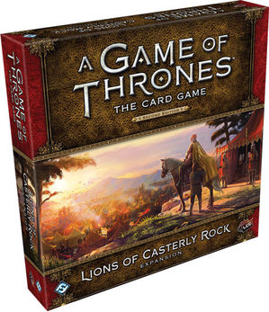 A Game of Thrones Expansions / Lions of Casterly Rock