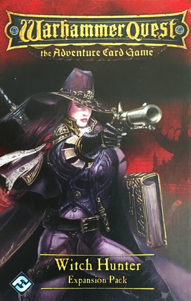 Warhammer Quest Witch Hunter Expansion