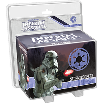 Imperial Assault Ally and Villain Packs / Stormtroopers
