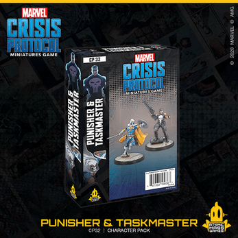 Marvel: Crisis Protocol – Punisher & Taskmaster