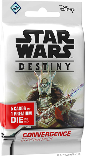Star Wars Destiny Convergence Booster Packs
