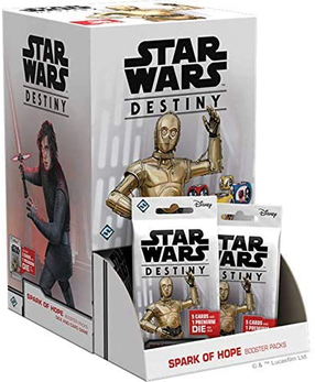 Star Wars Destiny Spark of Hope Booster Box