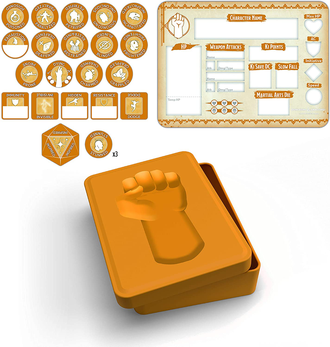 D&D Token Set / Monk