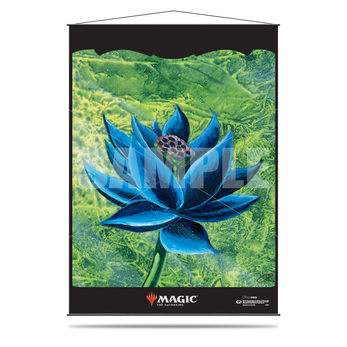 Ultra Pro Wall Scroll Magic The Gathering Black Lotus
