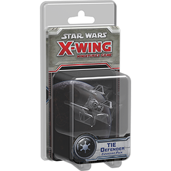 X-Wing Small Ship / TIE Defender