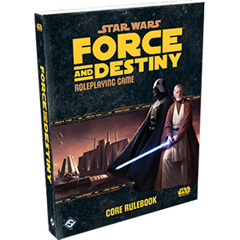 Star Wars RPG Force and Destiny Core