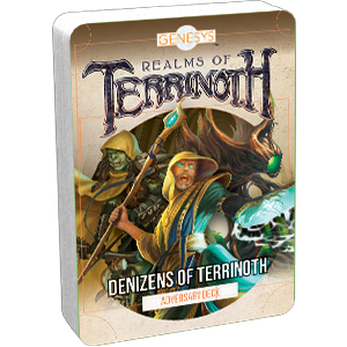 Genesys Denizens of Terrinoth