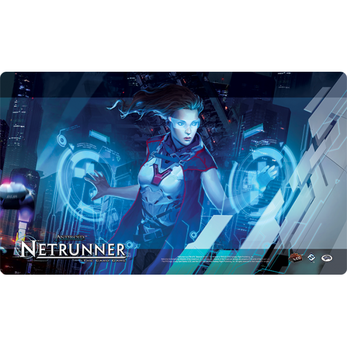 Netrunner The Masque Playmat