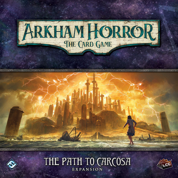 Arkham Horror The Path To Carcosa Expansion