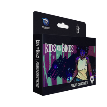 Kids on Bikes RPG Powered Character Deck