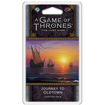 A Game of Thrones LCG Chapter Pack / Journey To Oldtown