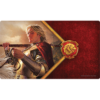 A Game of Thrones Playmat / The Kingslayer