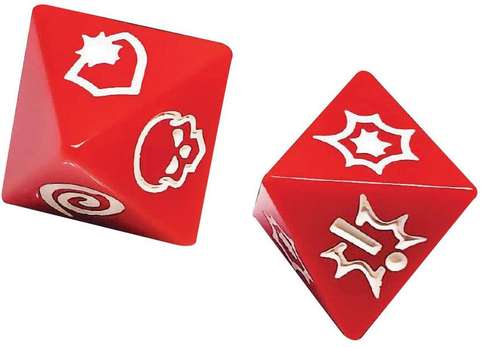 Marvel: Crisis Protocol Dice Pack