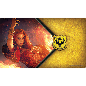 A Game of Thrones Playmat / The Red Woman