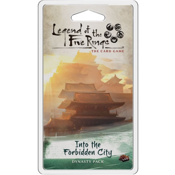 Legend of The Five Rings Into The Forbidden City