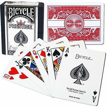 Bicycle Playing Cards / Prestige