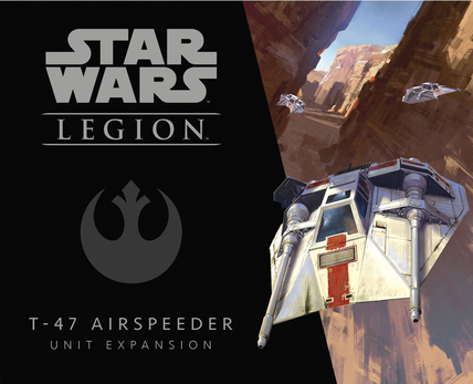 Star Wars: Legion – T-47 Airspeeder Unit Expansion