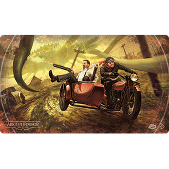 Arkham Horror: The Card Game Narrow Escape Playmat