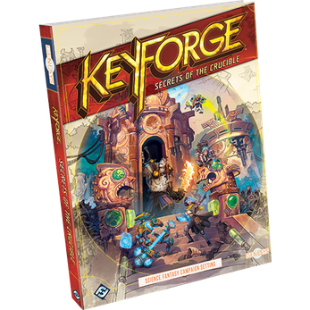 Genesys Keyforge Secrets of the Crucible
