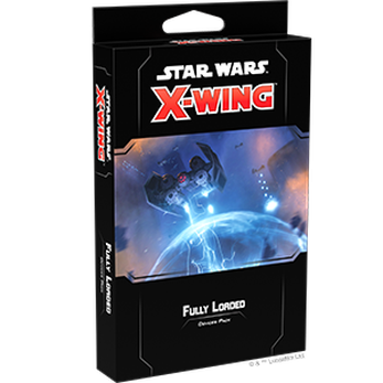 Star Wars X-Wing 2nd Ed - Fully Loaded Devices Pack